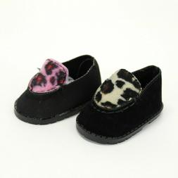 18 Inch Doll Loafer Shoes - Shoes for American Girl - Animal