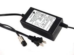 Masione 24 Volt 2A 48W Scooter Battery Charger for Razor Ele