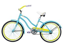 "Huffy 20"" Good Vibrations Girls' Cruiser Bike"