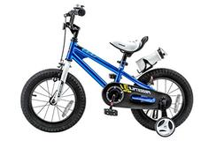 Royalbaby RB14B-6B BMX Freestyle Kids Bike, Boy's Bikes and