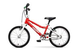 "Woom 3 Pedal Bike 16"", Ages 4 to 6 Years. Red"