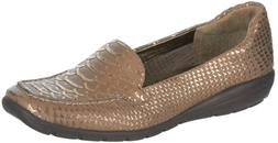 abide leather loafers moccasins