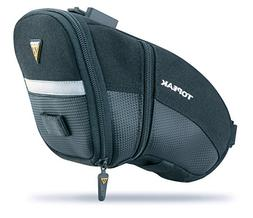 Topeak Aero Wedge Pack - QuickClick Mounting One Color, L