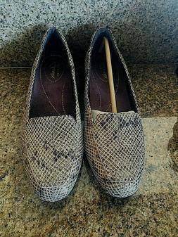 Clarks Artisian New Women's Loafers Tige De Cuir Women's 7M