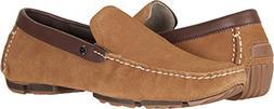 UGG Men's Bel-Air Venetian Driving Style Loafer, Chestnut, 9