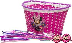 Bell Disney Minnie Mouse Basket Combo, Pink