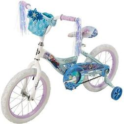 Huffy Bicycle Company Disney Frozen Girls' Bike, Sea Crystal