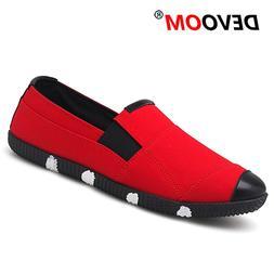 Black Man Shoe Red Summer Outdoor Schoenen Heren Shoe <font>