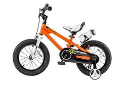Royalbaby RB14B-6O BMX Freestyle Kids Bike, Boy's Bikes and