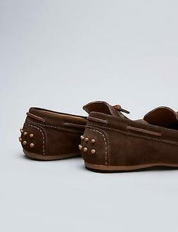 Brand - find. Men's Arland Driver Loafer, Brown , Size 11.5