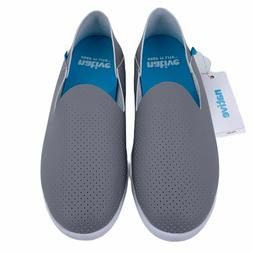 Native Brand Malibu Perforated Leather Slip On Loafer Shoes