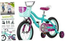 BRAND NEW Schwinn Elm Girls Bike for Toddlers and Kids Teal