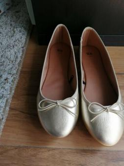 Brand New Women Ballet Flat Loafers Size 9.5
