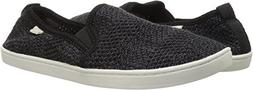brook knit loafer flat
