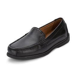 Dockers Men's Catalina Barefoot Casual Slip-On,Black,10 M US
