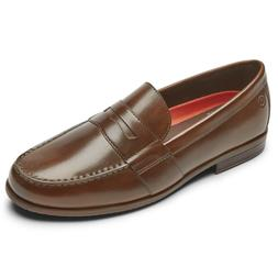 Rockport CH8776 Men's Classic Lite 2 Penny Cognac Leather Cl