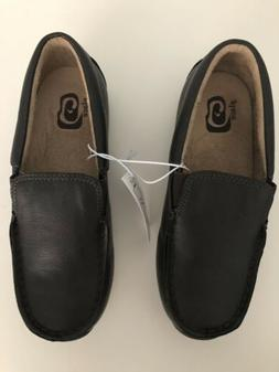 Children's Place Boys Brown Slip On Dress Shoes Size 13 NE