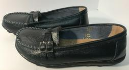 CIOR Women's Genuine Leather Loafers Casual Moccasin Flat Sl