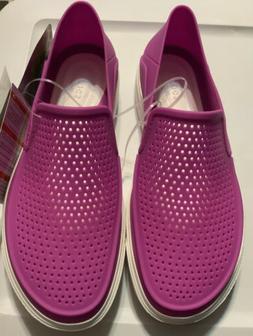 Crocs Citilane Roka Slip-On Shoes Iconic Comfort Loafers Siz