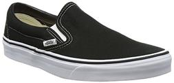 Vans Classic Slip-On Core Classic Shoe - Men's Black, 12.0