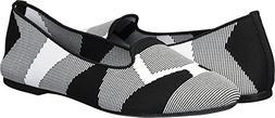 Skechers Women's Cleo-Sherlock-Engineered Knit Loafer Skimme