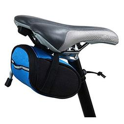 SUPOW Cool Cycling Bike Bicycle Rear Saddle Seat Bag Tail Po