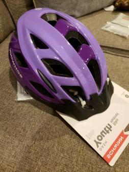 Schwinn Dash Youth Bike Helmet Age 8-14 Purple  Free Shippin