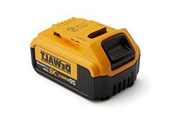DEWALT DCB204 20V 4Ah MAX Li-Ion Battery + DCB115 Charger fo