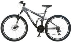 Mongoose R5208 Detour Full Suspension Bicycle