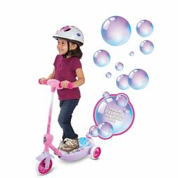 Disney Princess Powered 6 Volt Electric Bubble Scooter by Hu