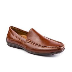 Deer Stags Men's Drive Medium/Wide Moc Toe Slip On Loafers
