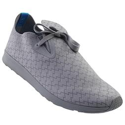 Native Shoes Unisex Embroidered Apollo Moc Pigeon Grey/Pigeo