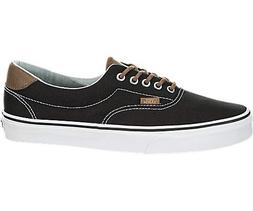 Vans Mens ERA 59  Black Acid Denim Size 5