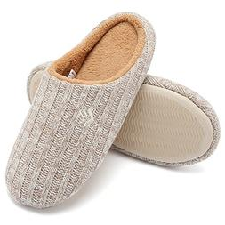 CIOR Fantiny Women's House Slippers Indoor Cashmere Cotton K