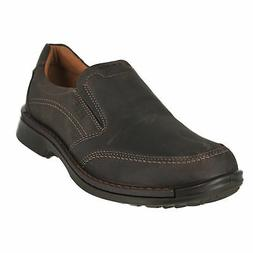 Ecco Fusion Ii Slip-On Coffee Mens Loafers Size 41M