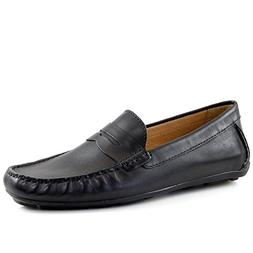 Driver Club USA Mens Genuine Leather Made in Brazil Hollywoo