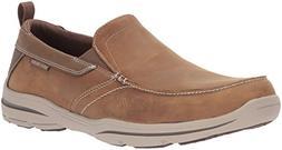 Skechers Men's Harper-Forde Driving Style Loafer, DSCH, 8.5