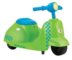 Razor Jr. Mini Mod Electric Scooter, Green