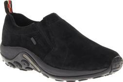 Merrell Jungle Moc Waterproof Shoe - Men's Black, 11.5