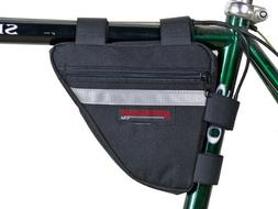 Bushwhacker Ketchum Black - Bicycle Frame Bag Cycling Triang