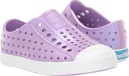 Native Kids Shoes Baby Girl's Jefferson Iridescent  Lavender