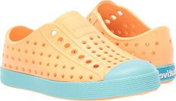 Native Kids Shoes Unisex Jefferson  Lazer Orange/Sherbert Bl