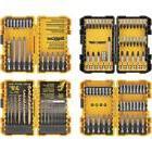 DEWALT 100 pc Drill Drive Bit Set