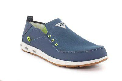 Columbia 1673141-554: Men's Bahama Vent PFG Navy Loafer