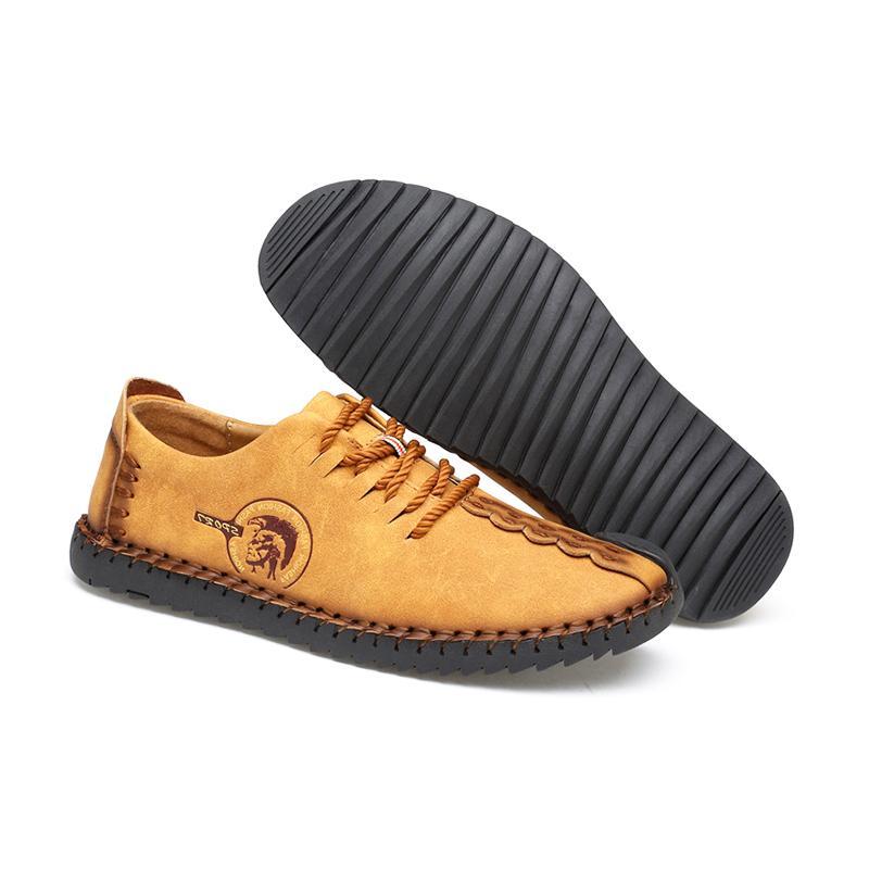2019 New size 38-48 male <font><b>Loafers</b></font> <font><b>Men</b></font> Shoes Quality Split <font><b>Men</b></font> Flats Moccasins
