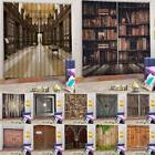 Home Decoration Anti-UV Wood Door Window Curtains for Kids B