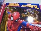 MARVEL SPIDER-MAN JUMBO COLORING AND ACTIVITY PUZZLE BOOK