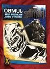 Marvel Avengers Black Panther Jumbo Coloring & Activity Book