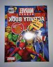 Marvel Heroes Activity 50 STICKER BOOK GROWTH CHART PULLOUT