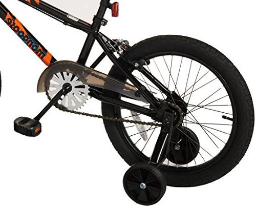 Mongoose Switch Boy's BMX Bike with Wheels, Wheels,